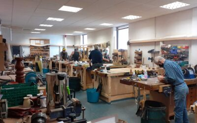 Redcar Men's & Women's Shed now open for new members!
