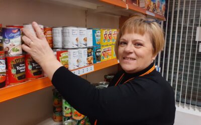 Redcar Area Foodbank is here to support people facing food poverty
